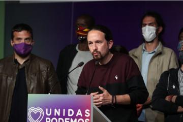 Konzervativci pobijedili na izborima u Madridu, lider krajnje lijevog Podemosa dao ostavku