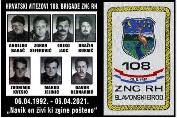 Dogodilo se na današnji dan: Sedam pripadnika 108. brigade ZNG Slavonski Brod utopilo se u rijeci Savi
