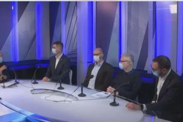 Žestoki 'fajt' u studiju HRT-a, Tomašević pričao o HDZ-u i Remetincu, Filipović: 'Vrijeđate nas!'