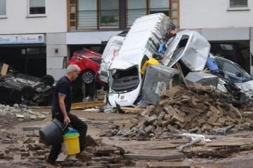 Kataklizma u Europi: U Njemačkoj više od 130 poginulih, u Nizozemskoj proglašena nacionalna katastrofa