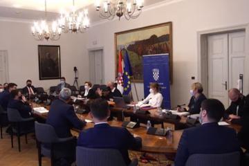 Odbor za Ustav zaključio: Predsjednik Sabora nije prekršio Poslovnik kad je zatražio dopunu od Milanovića
