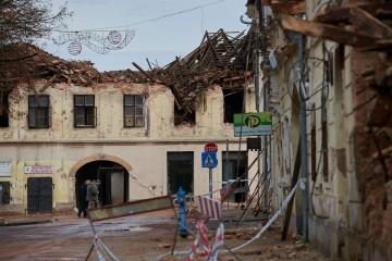 Kanada Hrvatskoj šalje 2,5 milijuna kuna za saniranje posljedica potresa