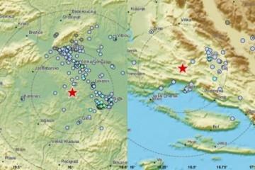 Nakon potresa u Zagrebu: Podrhtavalo kod Siska i u Dalmaciji