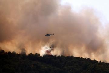 NEMA KRAJA NEVOLJAMA U EUROPI: Grmljavinska oluja pogodila sjever Italije, GORI U GRČKOJ! Hrvatsku očekuje vrhunac toplinskog vala