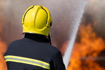 Gorjela kuća u Poljicama: Vatrogasci pronašli mrtvo tijelo