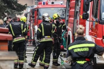 HOROR U BJELOVARU! PRONAĐENA DVA IZGORJELA TIJELA! Pod okriljem noći izgorjela vikendica: Vatrogasci su ih pronašli ujutro!