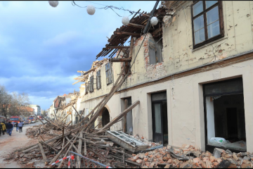 Bio i u Domovinskom ratu, a sada kaže: Petrinja izgledao kao Vukovar '91.