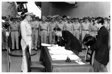 2. rujna 1945. – predaja Japana Amerikancima