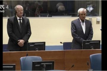 Haag: U srijedu nova presuda Stanišiću i Simatoviću, bivšim čelnicima srbijanske Državne sigurnosti