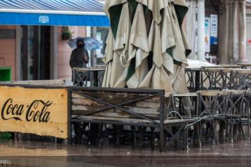 Primorsko-goranska popustila mjere: Otvorene terase i trgovine