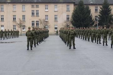 Svečana prisega 29. naraštaja ročnih vojnika u Požegi