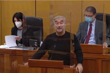 Prkačin u Saboru: Prva hrvatsko-srpska koalicija bila je normalna, ali ova koalicija je napravljena sa Srbima koji nemaju nikakve snage