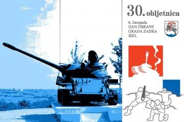 DONOSIMO: Program obilježavanja Dana obrane Zadra 2021.