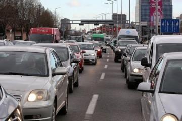 Prosvjed povremenih prijevoznika, WRC, radovi... U Zagrebu se stvaraju velike prometne gužve