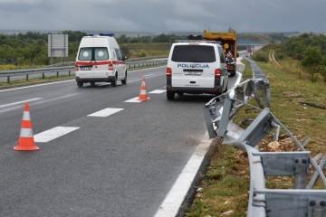 Teška prometna nesreća na A1: Dijete izgubilo život, još jedno s roditeljima u bolnici