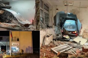 Stravična nesreća na autocesti za Sisak: Vozač se zabio u naplatnu kućicu i usmrtio djelatnika HAC-a