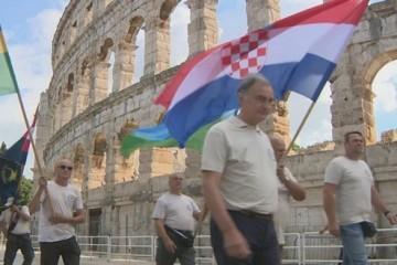 Osim u Kninu, praznik se obilježava diljem Hrvatske