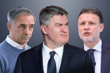 Nakon vrhovnog prepucavanja 'ružnih, prljavih i zlih': Je li moguća protumilanovićeva saborska većina od HDZ-a do Domovinskog pokreta?