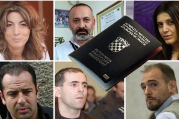 Hrvatska: Nabavljali putovnice za mafiju, među njima i policajci - nagodili se na sudu