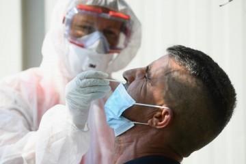 STOŽER: U Hrvatskoj 1 186 novih slučajeva zaraze virusom. preminulo 10 osoba