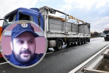Šef vatrogasaca o nesreći kod Okučana: 'Scene su bile strašne'