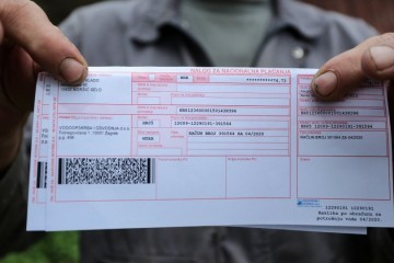 Povećava se broj blokiranih građana, neplaćeni dug dosegnuo 24,6 milijuna kuna