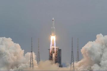 Ostaci kineske rakete pali u Indijski ocean, NASA uputila kritike