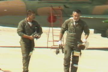 Ratni piloti - zračni heroji Oluje