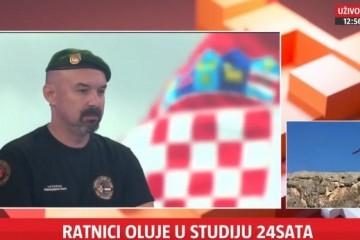 Gledajte emisiju: O Oluji govore Hrvoje Grof i Stjepan Domjanić