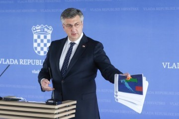 Nova Vladina statistička podjela Hrvatske po regijama
