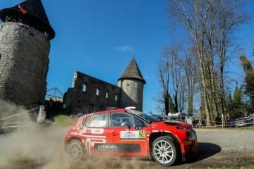 WRC CROATIA RALLY 2021.   Aktualni svjetski prvak Sebastien Ogier u vodstvu nakon drugog dana Croatia Rallyja, ali Evans i Neuville opasno su mu blizu