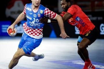 Svjetsko prvenstvo: Hrvatska u drugom poluvremenu slomila Angolu