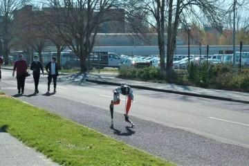 Prvi robot koji je samostalno pretrčao 5 kilometara