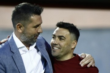 Rosas: 'Topčagić je trebao biti isključen! Sudac je pogriješio'... Bjelica: 'Važna pobjeda uoči Hajduka'
