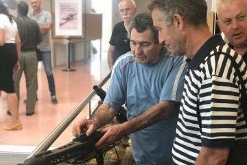 Izložba 'Ruža hrvatska-Žirje' svečano je otvorena u šibenskoj knjižnici: 'Dilila se i zadnja feta kruva'