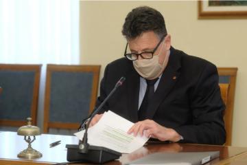 Sessa predložio izmjene zakona i upozorio na preopterećenost sudova s predmetima ratnih zločina i USKOK-ovim slučajevima