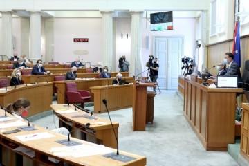 Sabor raspravlja o rebalansu proračuna - prihodi se povećavaju za tri, a rashodi za 9,4 milijarde kuna