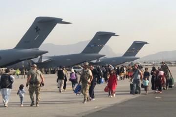 SAD u završoj fazi evakuacije iz Kabula, talibani spremni preuzeti aerodrom