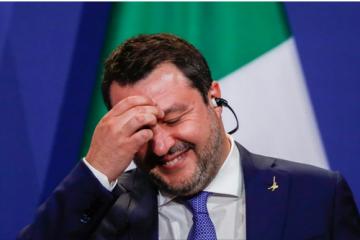 Salviniju će se suditi za otmicu migranata