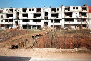 5. travnja 1992. – Četnici i JNA započeli opsadu Sarajeva