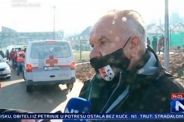 Gradonačelnik Petrinje nezadovoljan raspodjelom državnog novca nakon potresa: 'Nesretan sam'