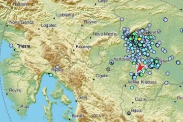 Novi potres kod Petrinje. Hrvatski seizmolozi javljaju da je bio magnitude 3,5
