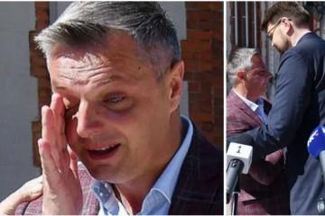 PEĐA GA JE I GRLIO SDP-ovac osumnjičen: Lažne suze zbog kojih mu sad prijeti zatvor
