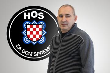 Pod oznakom HOS-a ginulo se i lila se krv za slobodnom Republikom Hrvatskom