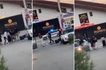 Makljaža u Sesvetama: Jedna osoba teže ozlijeđena, napali i policajce