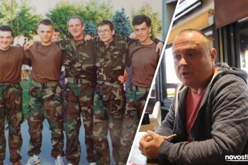 Siniša Šlat Sir: Iz zatvora u Beogradu pamtim finale OI '92. u košarci Hrvatska – SAD