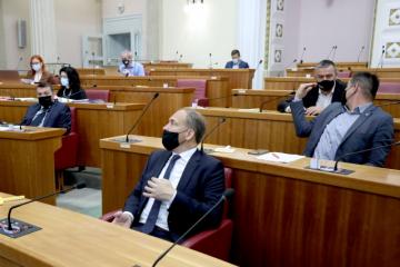 NASTAVAK SJEDNICE ZASTUPNICI GLASAJU Hoće li ministar Beroš 'preživjeti'?