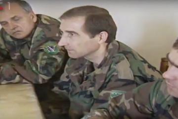 4. lipnja 1995. Operacija Skok 2 HV zauzima cijelo Livanjsko polje i kreće na Knin