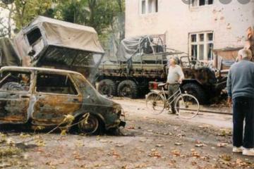 UBIJANJE NA VELIKU GOSPU 1992: Pet mrtvih u Slavonskom Brodu. Građani te godine potrošili 6 tona krvi.
