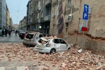 GODINU DANA OD RAZORNOG POTRESA: Katedrala ostala bez tornjeva, građani bez domova…